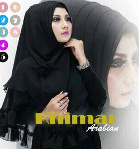 Khimar Arabian 1