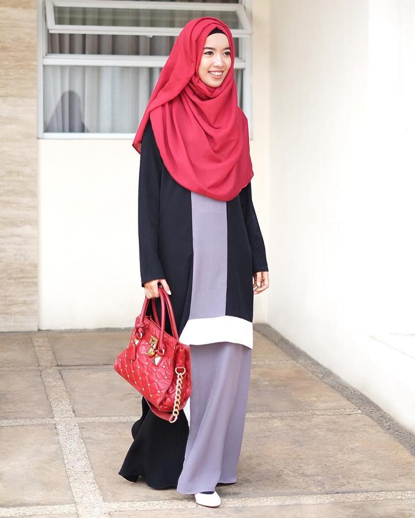 model jilbab fitri aulia 2