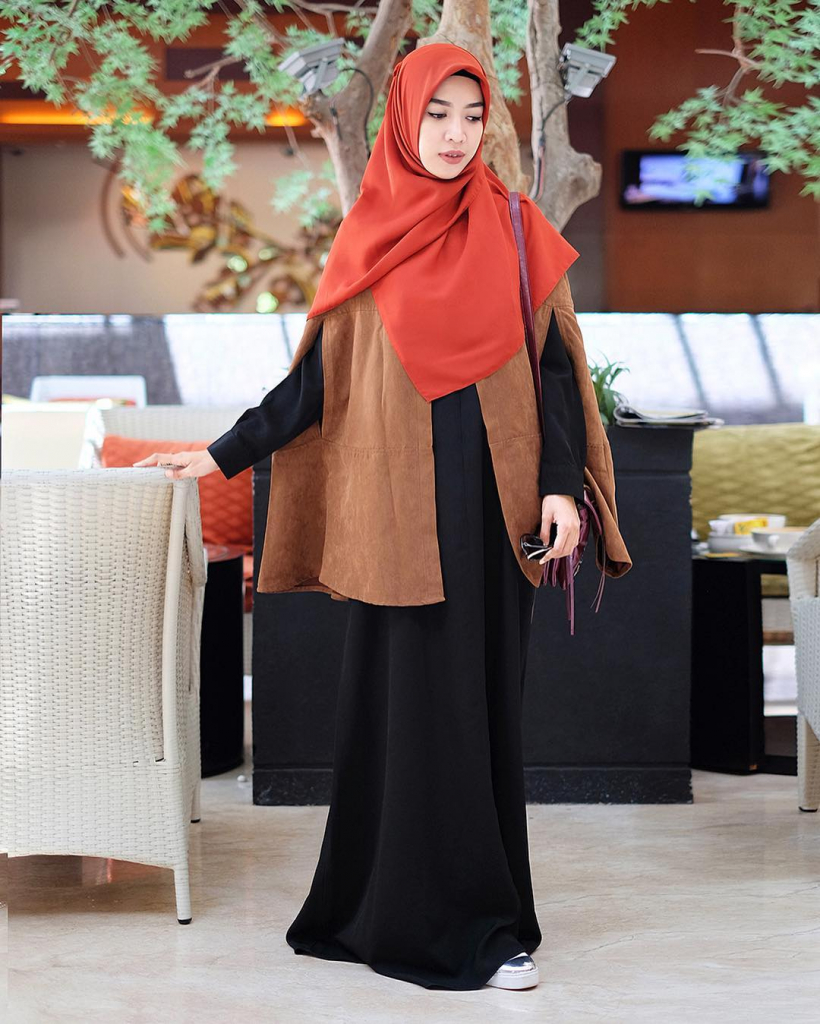 model jilbab fitri aulia
