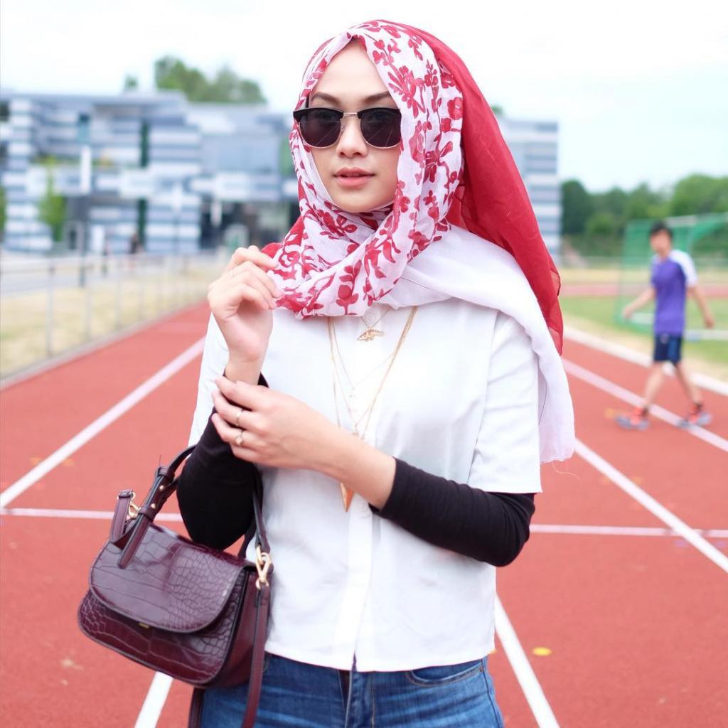 model jilbab indah nada teraru
