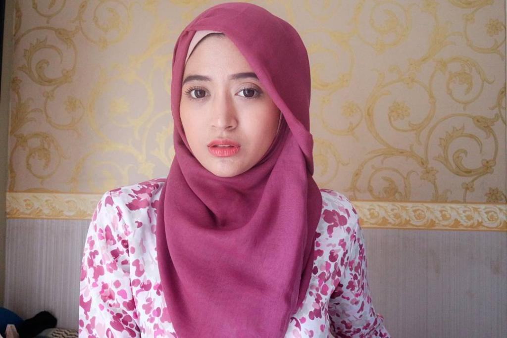 model jilbab natasha farani