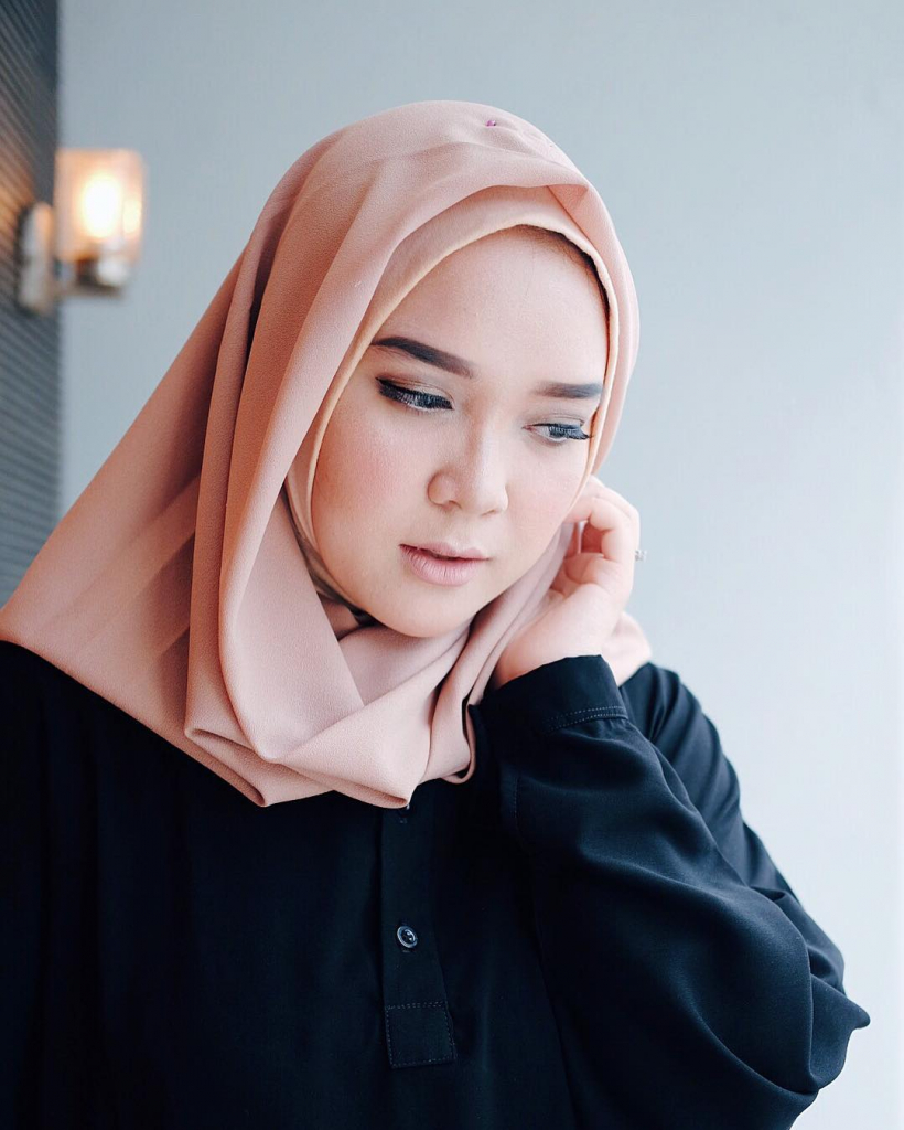 model jilbab suci utami 2