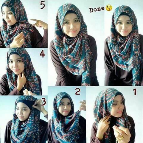 tutorial jilbab 14