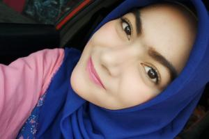 jilbab cantik banget