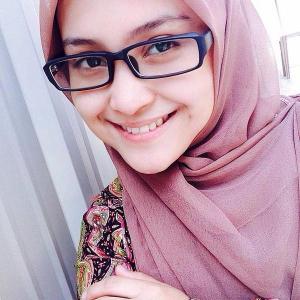 jilbab cantik ku
