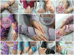 Manset Ring Curly Terbaru 2018