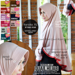 Bergo farida Pocket (Saku)