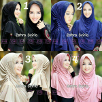 Syiria Zehra Seri 2 / Hijab Jersey
