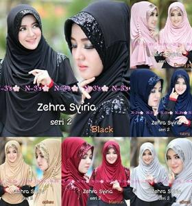 Syiria Zehra Seri 2 / Hijab Jersey 3