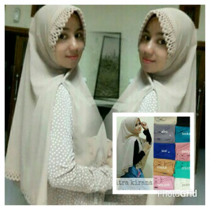 Khimar Citra Kirana Buble Pop