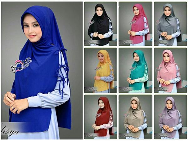 jilbab talisya terbaru