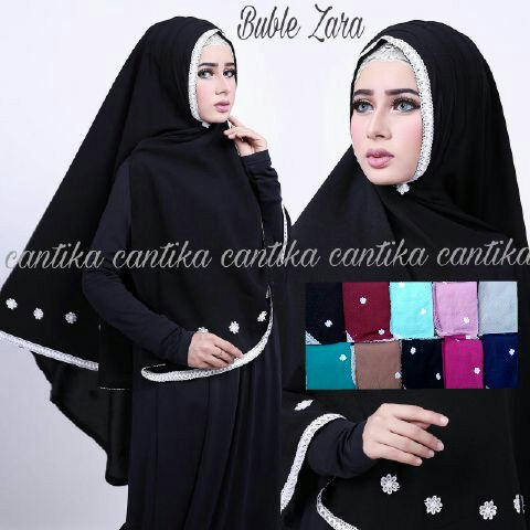 khimar buble pop terbaru