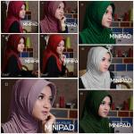 jilbab rumana minipad