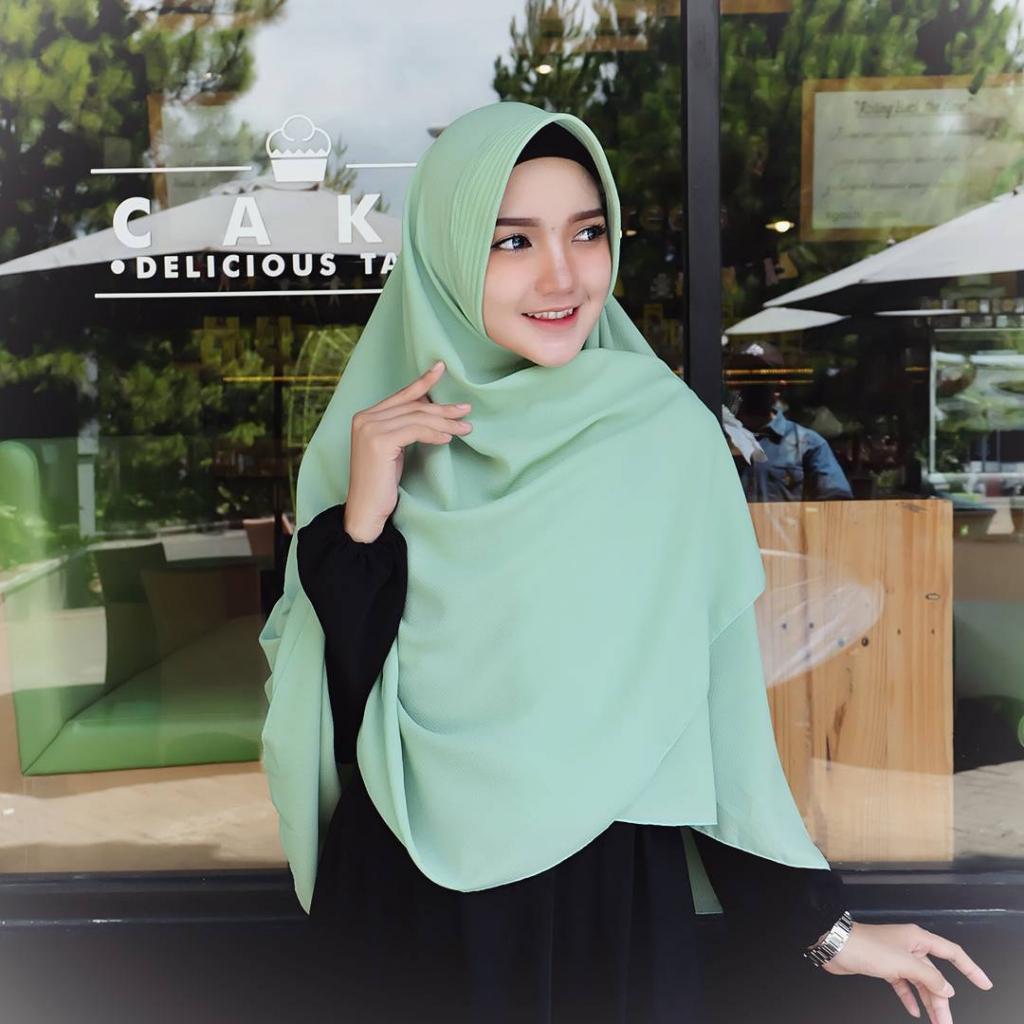 Grosir Jilbab murah di Semarang 1