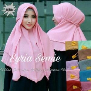 Jilbab Syria Semie