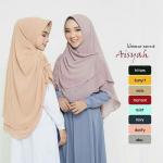 hijab syar'i aisyah serut