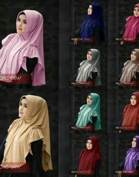 jilbab bergo chic