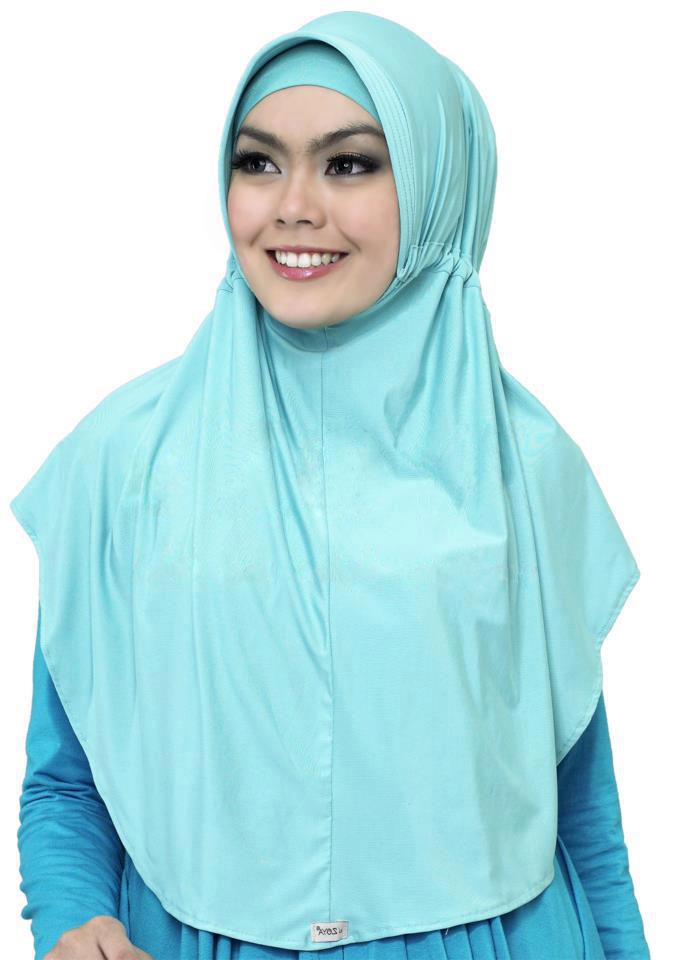 Model Kerudung Bergo Terbaru 2019 Yang Akan Tampil Cantik Untuk Muslimah Kekinian 3