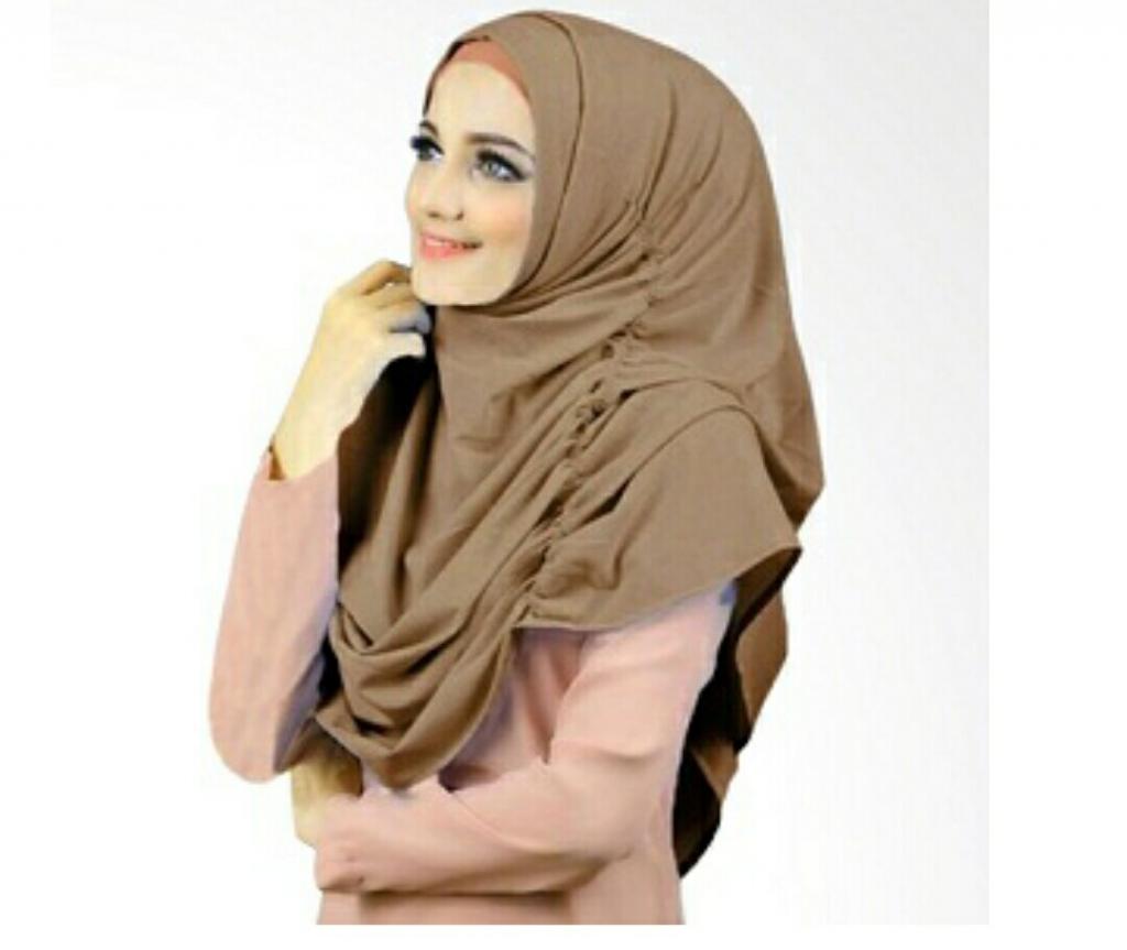 Pilihan Jilbab Instan Pesta Mewah yang Recommended Untuk Anda 1