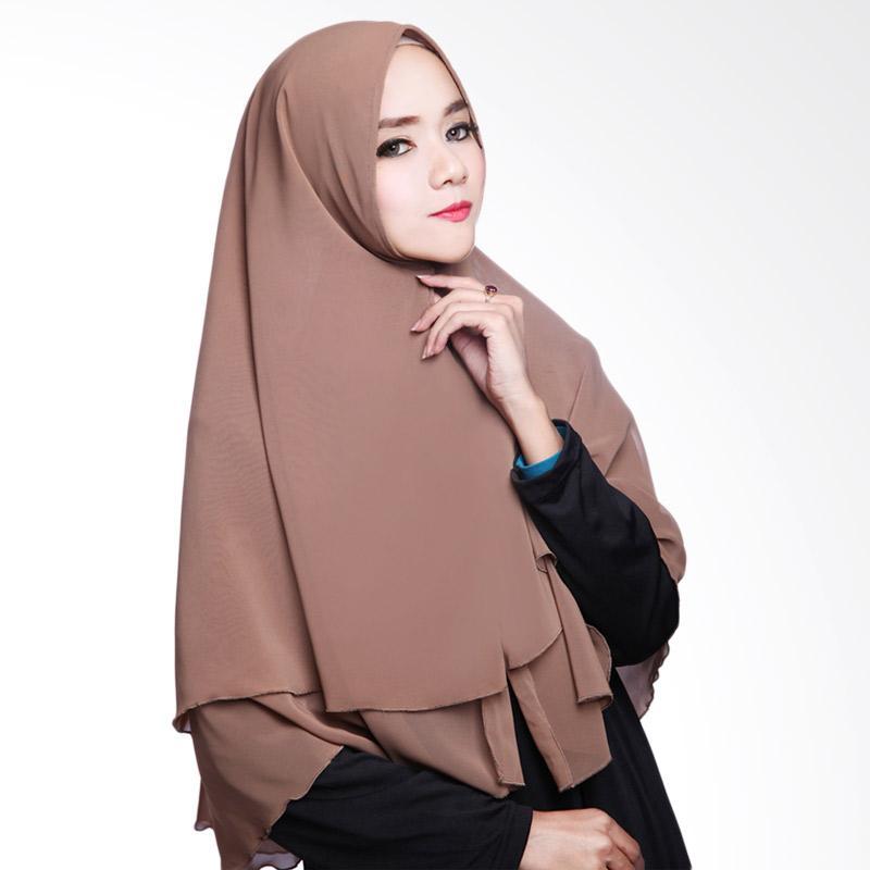 Model Kerudung Bergo Terbaru 2019 Yang Akan Tampil Cantik Untuk Muslimah Kekinian 2