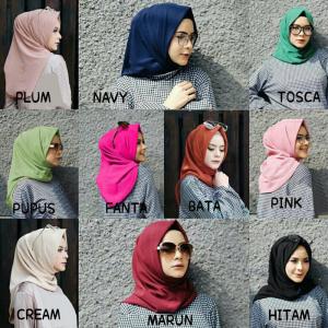 Jilbab Instan salwa