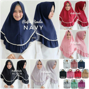 Khimar Aisyah With pet 16