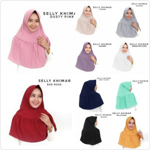 Jilbab Instan Selly