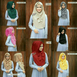Hijab Hoddie Shireen