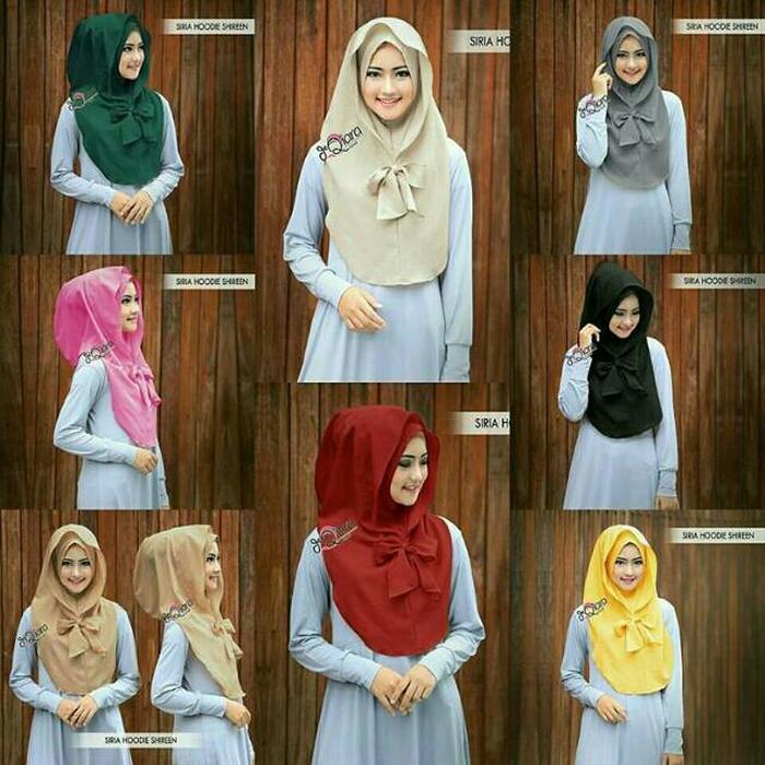 Hijab Hoddie Shireen