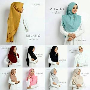 Hijab Khimar Milano Pinguin