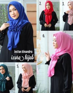 Hijab Instan Kinandra 1