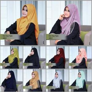 Hijab Amily Instan
