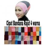 ciput bandana 4 warna