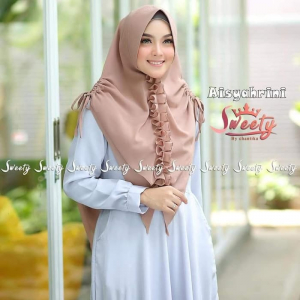 Hijab Khimar Aisyahrini