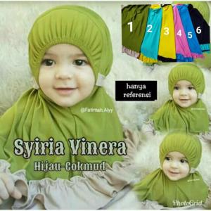 jilbab anak vinera