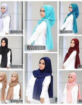 jilbab ayudia