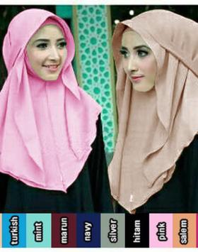 hijab instan bella
