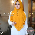 Khimar Button