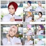 Hijab Turban Bandana