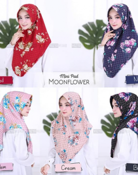Minipad Moonflower