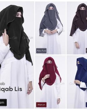 hijab cadar