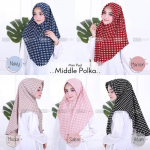 Hijab Minipad Polka