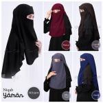 Cadar Niqab Yaman
