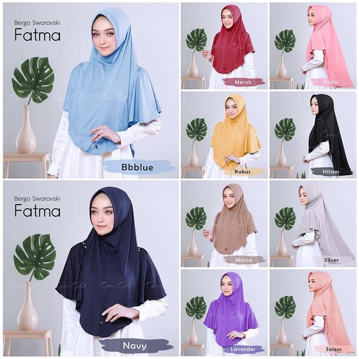 Jilbab Bergo Fatma