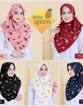 HIJAB MINI QUEENA