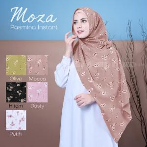 Hijab Pashmina Instan Moza