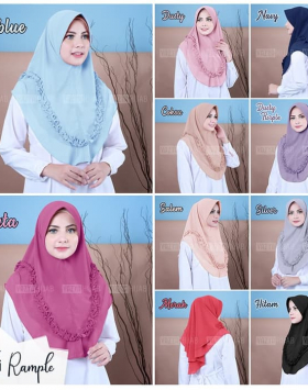 hijab rample mini