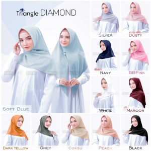 khimar diamond triangle