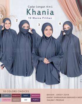 khania syari 41