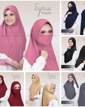 syari niqab 2021